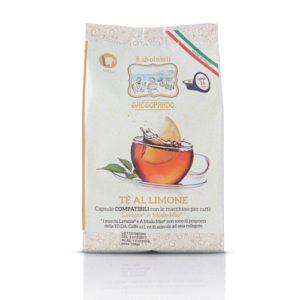 Capsule A Modo Mio Gattopardo Tè Al Limone