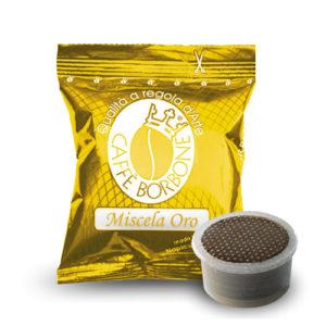 Capsula Espresso Point Borbone Miscela Oro