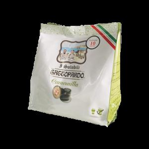 10 Capsule Nespresso Gattopardo Solubile Camomilla