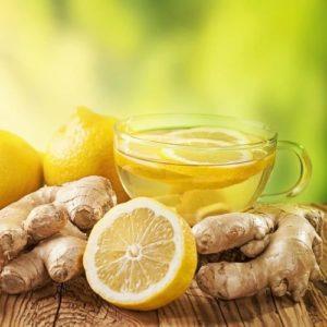 tisana zenzero e limone solubili barbaro