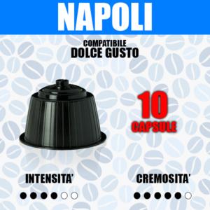 capsule compatibili dolce gusto cremoso 10