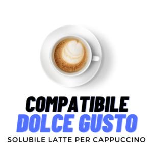 ALT-Latte per cappuccino-Dolce Gusto-Barbaro
