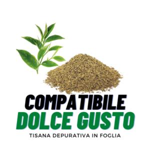 ALT-Tisana Depurativa-Dolce Gusto-Barbaro