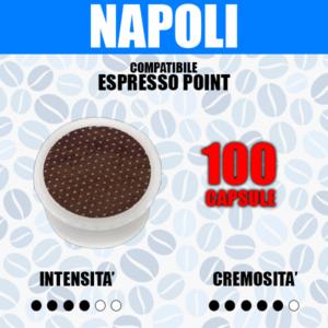 Capsule Compatibili Espresso Point Barbaro Cremoso 100
