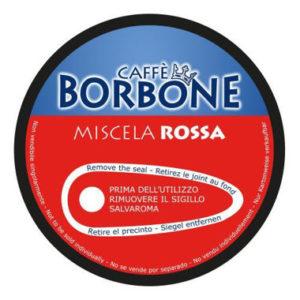 Borbone Rossa Dolce gusto